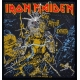 IRON MAIDEN Live After Death Ραφτό Σήμα
