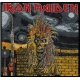 IRON MAIDEN Iron Maiden Album Ραφτό Σήμα