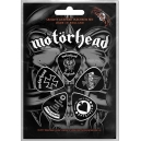 MOTORHEAD England 5pcs Set Official Πένες Κιθάρας