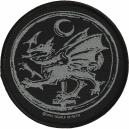 CRADLE OF FILTH Order Of The Dragon Woven Patch