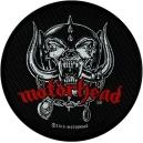 MOTORHEAD War Pig Circular Ραφτό Σήμα