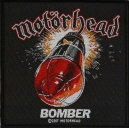 MOTORHEAD Bomber Woven Patch