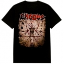 EXODUS The Human Condition Tour (Back Print) Official T-Shirt
