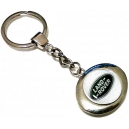 LAND ROVER Metal Car Keyring