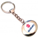 SUZUKI Metal Car Keyring