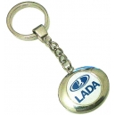 LADA Metal Car Keyring