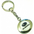 SUBARU Metal Car Keyring
