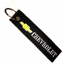 CHEVROLET Patch Embroidered Car Keyring