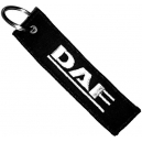 DAF TRUCKS Patch Embroidered Car Keyring