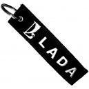 LADA Patch Embroidered Car Keyring