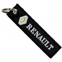 RENAULT Patch Embroidered Car Keyring