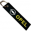 OPEL Patch Embroidered Car Keyring