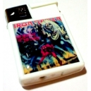 IRON MAIDEN The Number Of The Beast Electric Lighter