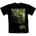 MACHINE HEAD Into The Locust Official T-Shirt