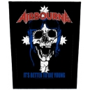 AIRBOURNE It's Better To Die Young Ραφτό Πλάτης