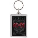 AC/DC Black Ice Μπρελόκ