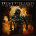 DISTURBED Indestructible Ραφτό Σήμα
