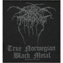 DARKTHRONE True Norwegian Black Metal Ραφτό Σήμα
