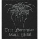 DARKTHRONE True Norwegian Black Metal Ραφτό Σήμα