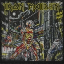 IRON MAIDEN Somewhere In Time Ραφτό Σήμα