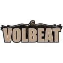 VOLBEAT Raven Logo Cut Out Ραφτό Σήμα