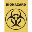 BIOHAZARD Logo Κάρτ Ποστάλ