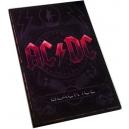 AC/DC Black Ice Ξύλινο Μαγνητάκι Ψυγείου
