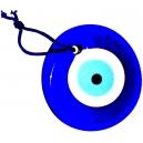 EVIL EYE Teardrop Amulet 9cm Κρεμαστό Διακοσμητικό