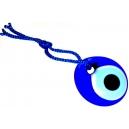 EVIL EYE Teardrop Amulet 3cm Κρεμαστό Διακοσμητικό