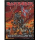 IRON MAIDEN Maiden England '88 Ραφτό Σήμα