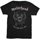 MOTORHEAD Iron Fist Tour 1982 Official T-Shirt