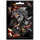 MOTORHEAD Lemmy Stone Death Forever 5pcs Set Official Πένες Κιθάρας