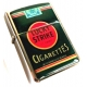 LUCKY STRIKE Vintage Packet Dark Green Αναπτήρας