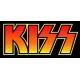 KISS Logo Μπρελόκ Διπλής Όψης