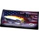USA FLAG Cadillac Vintage Car Θήκη Καπνού