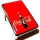 COCA COLA Bottle Red Theme Αναπτήρας
