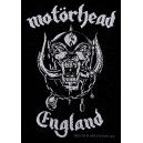 MOTORHEAD England Ραφτό Σήμα