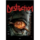 DESTRUCTION Day Of Reckoning Yφασμάτινο Poster